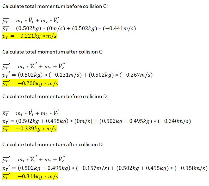 Conservation Of Momentum Physics The Reason For Everything